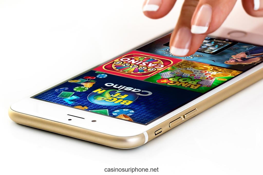 Les meilleures applications iPhone de casinos