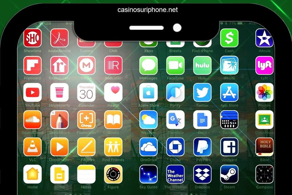 Le monde des applications mobiles