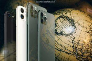 Equipement en iPhones dans le monde