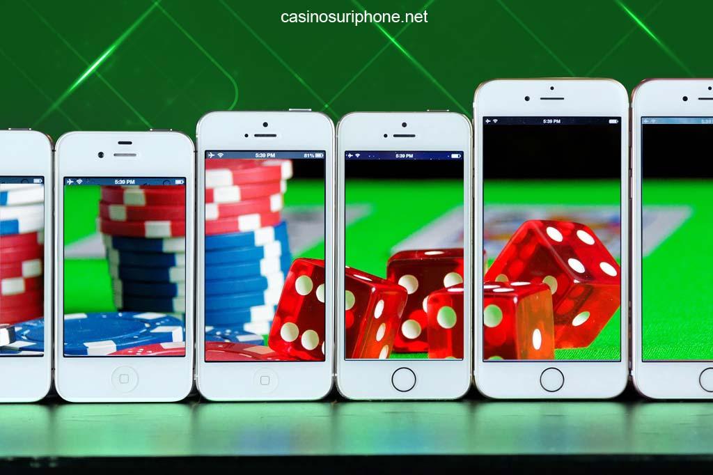 Le meilleur iPhone pour jouer au casino