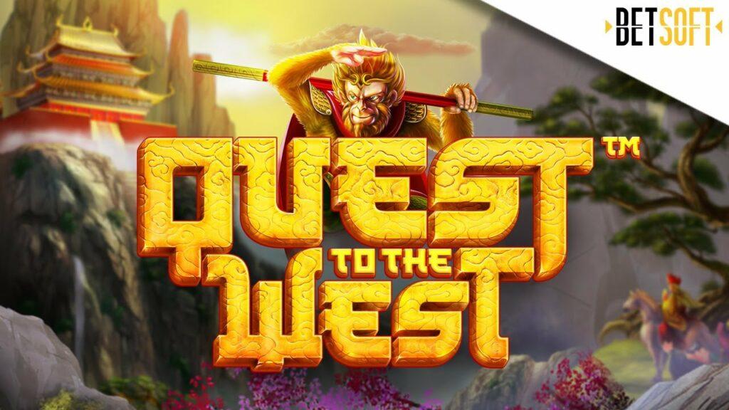 Quest to the West machine à sous