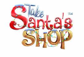 Take Santa's Shop machine a sous iphone
