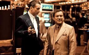 Casino, le scénario d'un film de casino